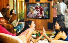 Superbowl Smart Home Party